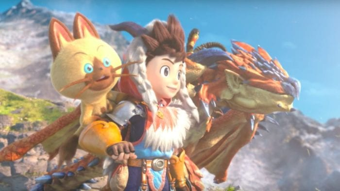 monster hunter stories, games, missed out, september 2017