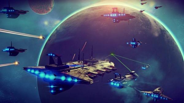 No Man's Sky, update, announcement