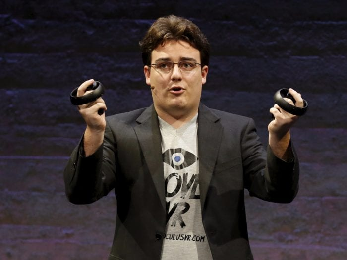 oculus rift founder palmer luckey