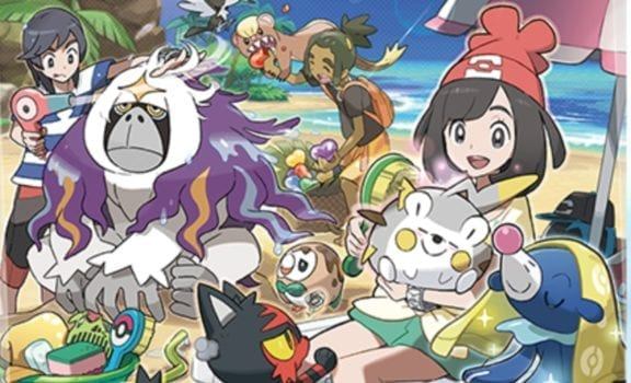 Pokemon Sun and Moon, Pokemon Refresh