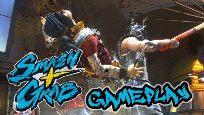 smash+grab gameplay