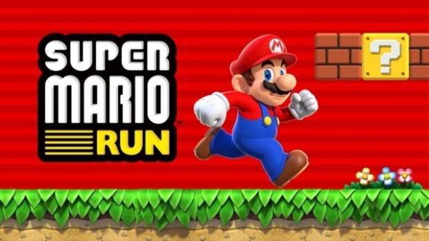Mario Is Coming to Smartphones