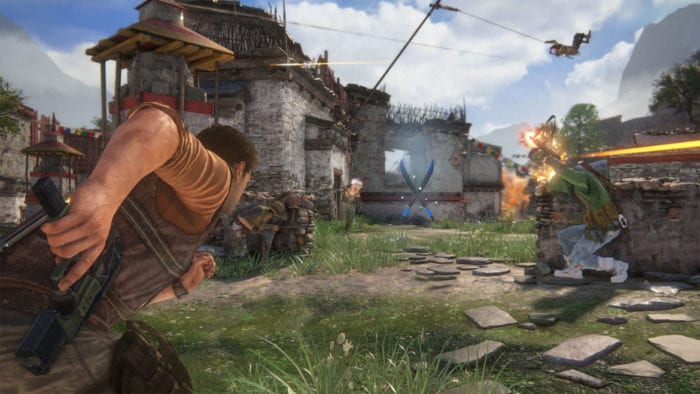 Uncharted 4, Bounty Hunter, Multiplayer, DLC, Uncharted Bounty Hunter