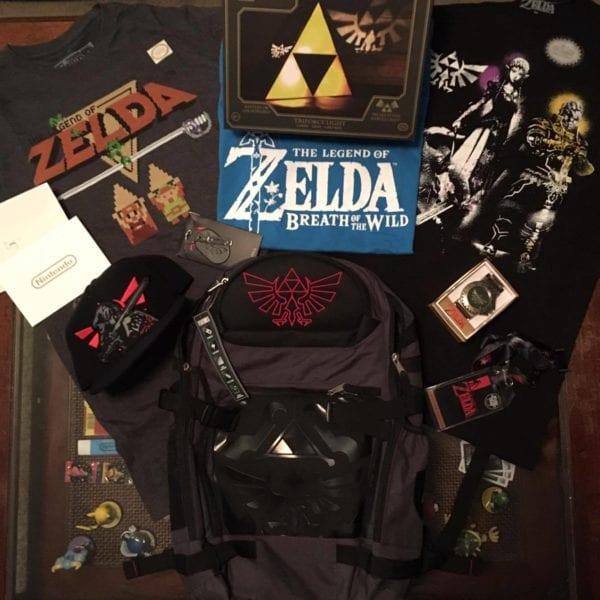 zelda-fan-care-package