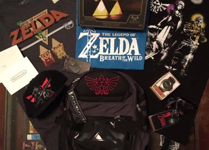 zelda-package-fan-tribute