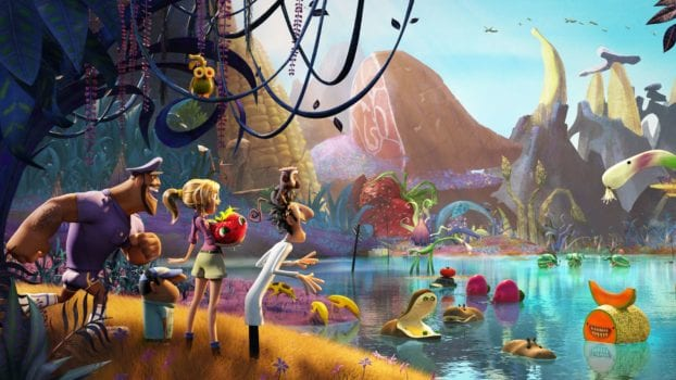Cloudy With a Chance of Meatballs (PS3)