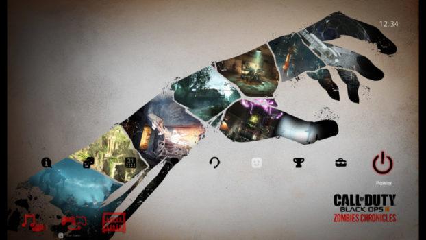 Call of Duty: Black Ops 3 Zombie Celebration Theme
