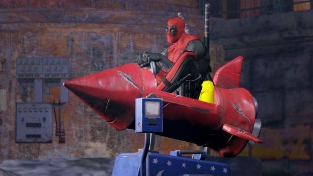 Deadpool (PS3/PS4)