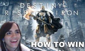Destiny Rise of Iron Gameplay
