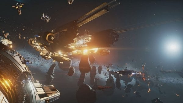 Fractured Space Now Available on Steam