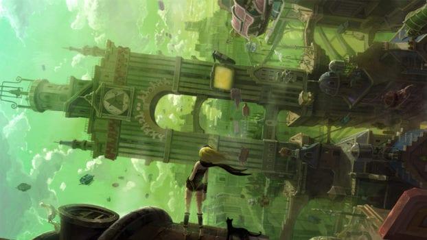 Gravity Rush (PS4/Vita)