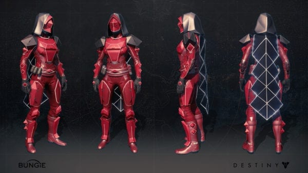 Hunter Raid Armor In Destiny Rise Of Iron