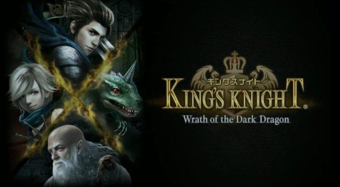 King's Knight – Wrath of the Dark Dragon
