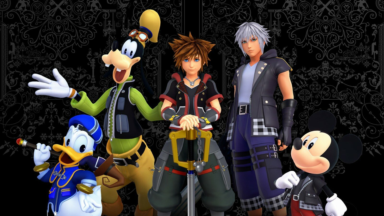 the best kingdom hearts games ranked, best kingdom hearts, series, ranking, kingdom hearts 2, kingdom hearts 3, birth by sleep