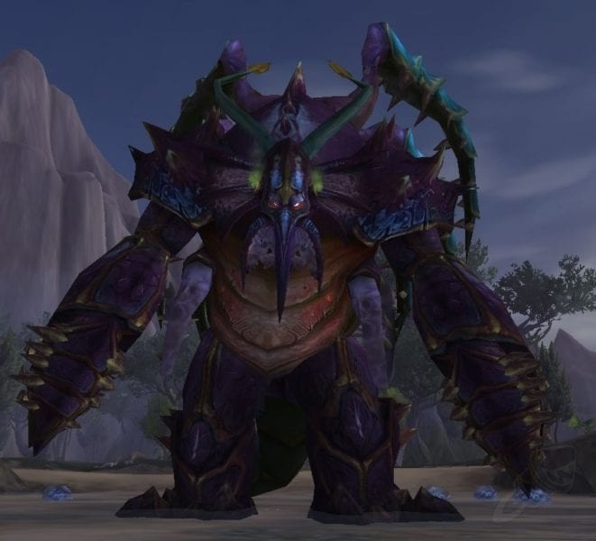 Kosumoth the Hungering wow legion