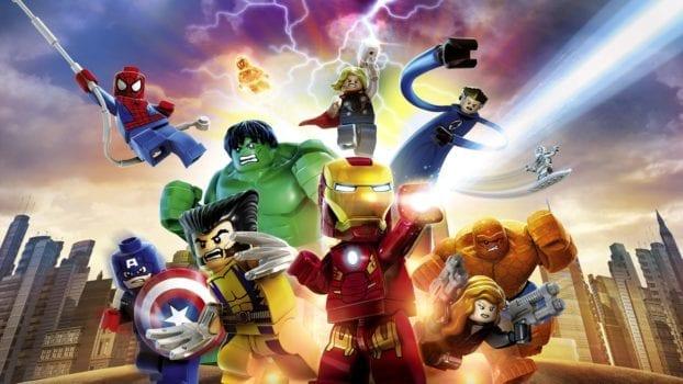 LEGO Marvel Super Heroes (PS3/Vita/PS4)