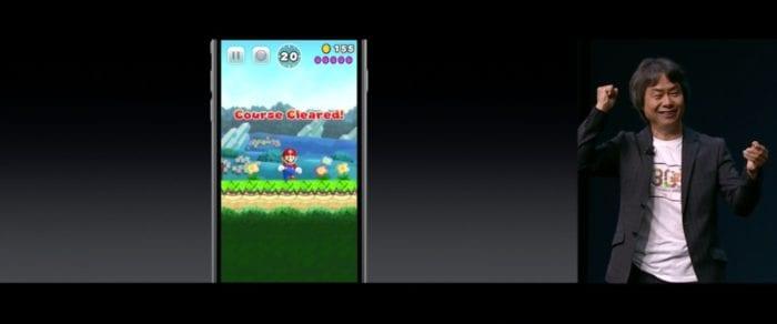 mario iphone game