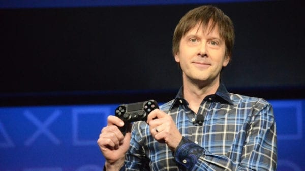 Mark Cerny PlayStation