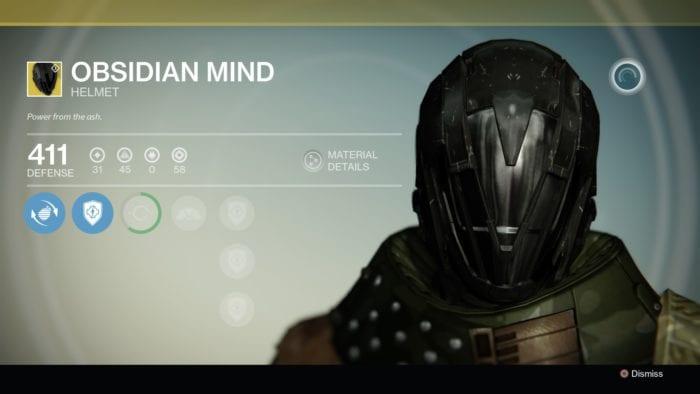 destiny obsidian mind destiny rise of iron