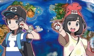 pokemon, sun and moon, side quest