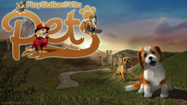 PlayStation Vita Pets