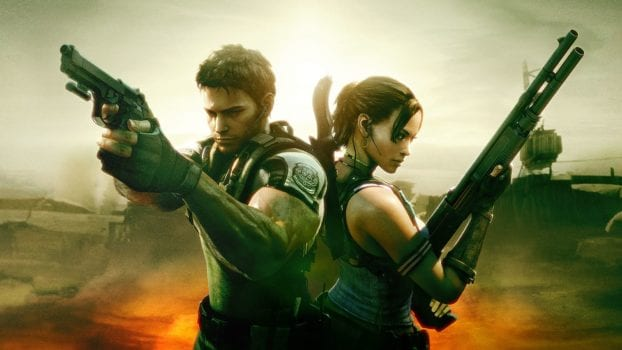 Resident Evil 5 (PS3/PS4)