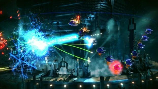 Resogun (PS4/Vita)