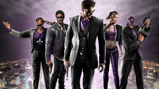 Saints Row: The Third (PS3)