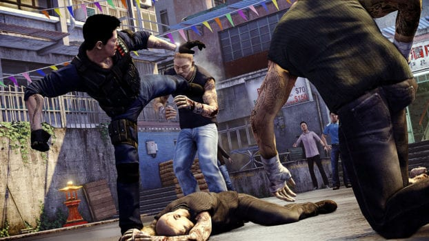 Sleeping Dogs (PS3/PS4)