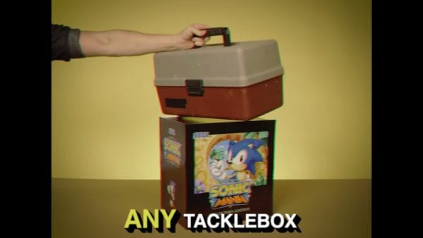 sonic mania collector's edition infomercial