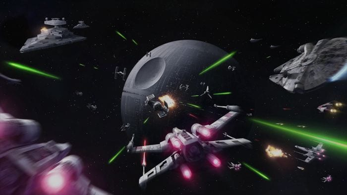 Star Wars Battlefront Death Star