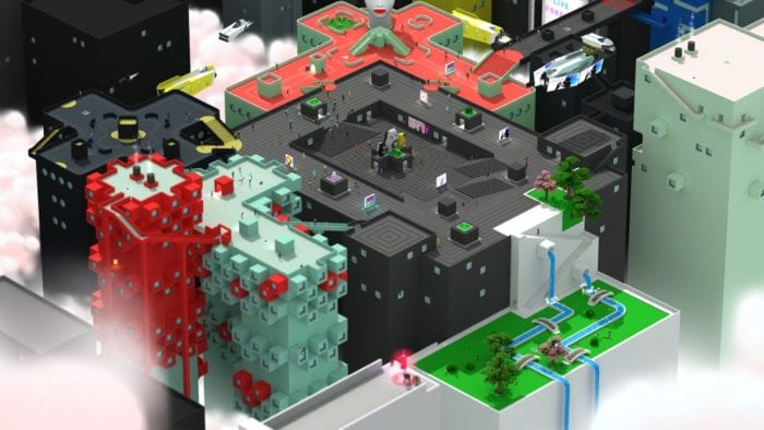 Chaotic Open World Action Game Tokyo 42 Is Coming To PlayStation 4