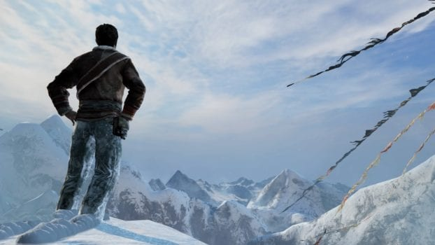 Uncharted 2: Among Thieves Remastered (PS4)