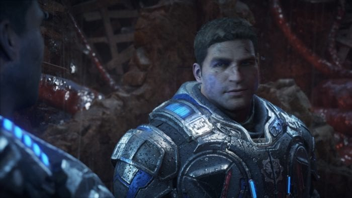 Gears of War 4, xbox one exclusives