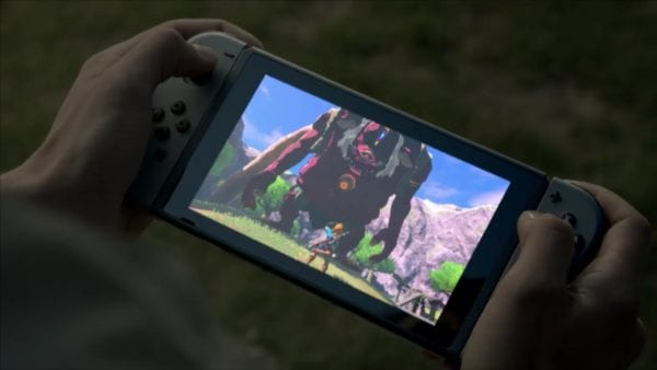 Nintendo, switch, games, event