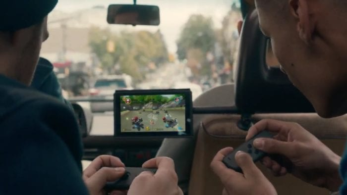 Nintendo Switch: Shipments On Handbrake Not A Concern