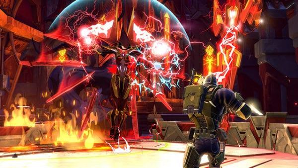Battleborn Story DLC