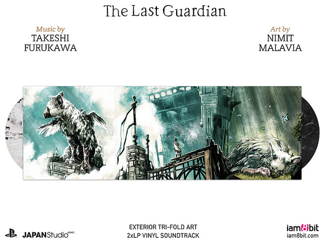 The Last Guardian Vinyl Soundtrack