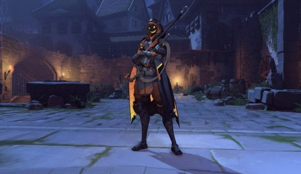 All 12 New Overwatch Halloween Skins