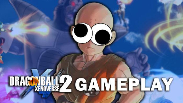 Dragon Ball Xenoverse 2 Gameplay