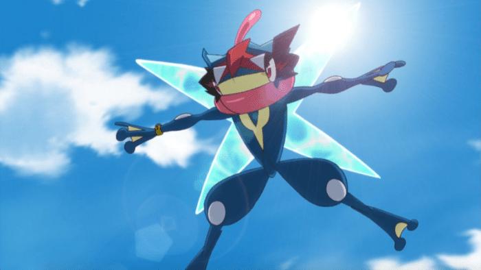 new pokemon sun and moon trailer reveals ash greninja demo date