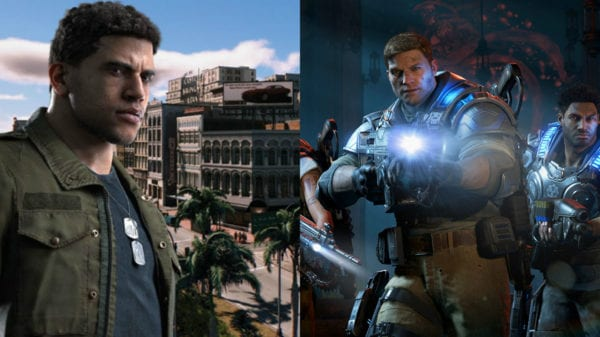 mafia iii, gears of war 4