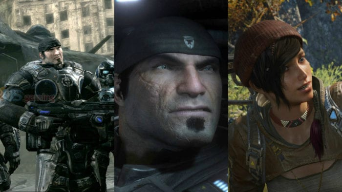 Gears of War, graphics