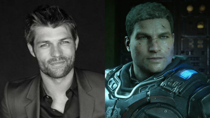 Gears of War 4, Gears of War, voice actors, cast