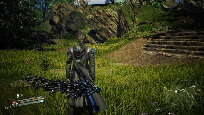 Lost Soul Aside, Sony
