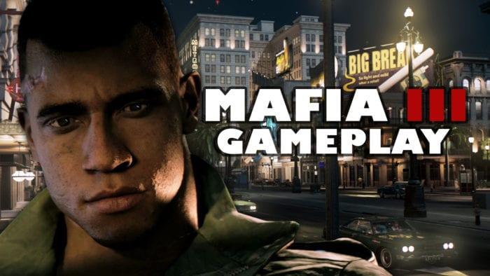 Mafia III Gameplay