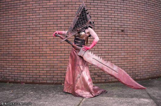 Pyramid Head - Silent Hill Series