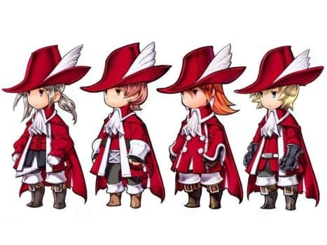 red-mage