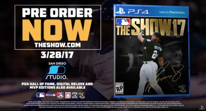 MLB The Show 17's Cover Star Has Been Officially Revealed
