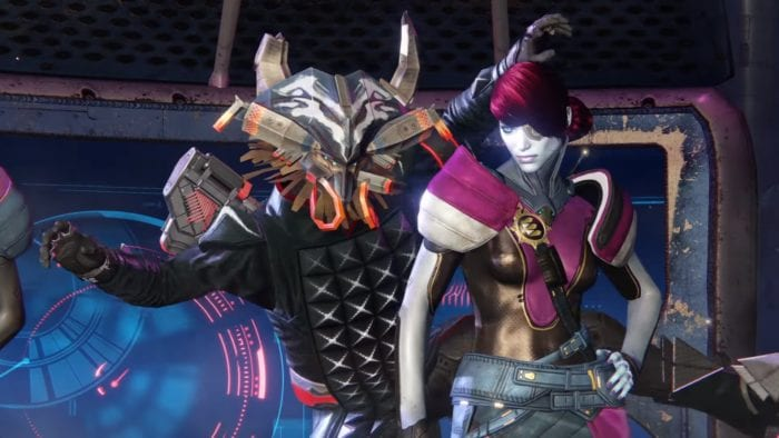 destiny, festival of the lost, masks